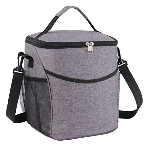 sac isotherme gvoo lunch bag isotherme 9l sac d jeuner portable sacs isotherme repas lunch. Black Bedroom Furniture Sets. Home Design Ideas