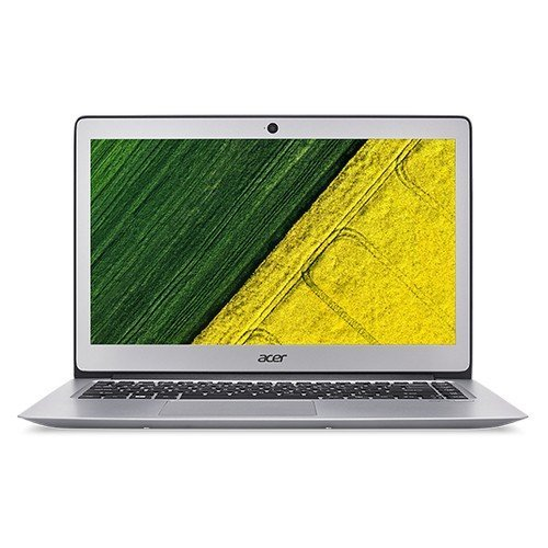 "Acer SF314-51-30Q - Ordenador Portátil de 14"" FullHD (Intel Core i3-6006U, 4 GB RAM, 128 GB SSD, Intel HD Graphics 620, Windows 10), color Plateado- Teclado QWERTY Español"