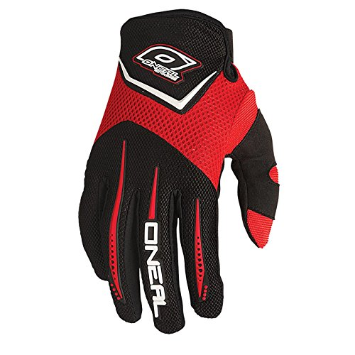Oneal 2015 guanti motocross MTB element rosso - XL (11)