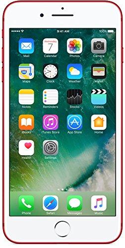 Apple iPhone 7 Plus 128GB (PRODUCT) RED