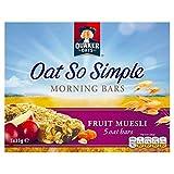 Quaker Oat So Simple Morning Bars Fruit Muesli 5 x 35g