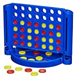 Hasbro – Grab & Go – Connect 4 – Puissance 4 Edition Voyage Version Anglaise