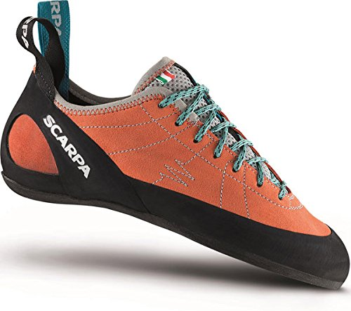 Scarpa - Helix Wmn, Scarpa-Groesse:36.5, Scarpa-Farbe:mandarin red