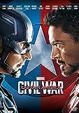 Captain America Civil War (DVD)