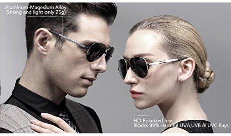 ATTCL-Hombres-Polarizadas-Gafas-De-Sol-Sper-Ligero-Al-Mg-Marco-De-Metal