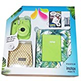 Fujifilm - Instax Mini 9 Kit, Lime Green