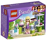 LEGO Friends 3930 - Stephanie's Backspaß im Garten