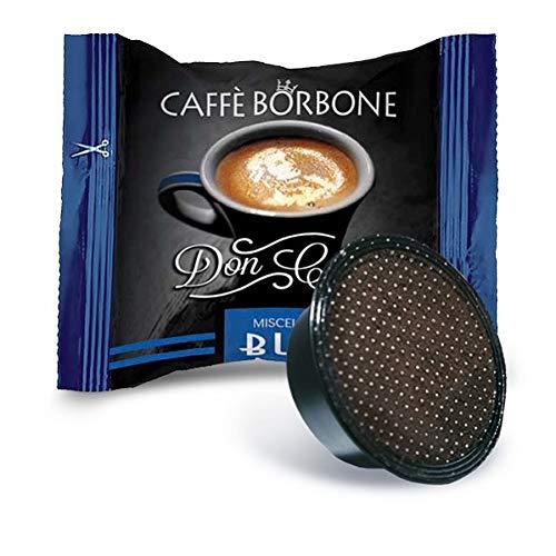 Caffè Borbone Don Carlo Miscela Blu - Confezione da 100 pezzi Capsule - Compatibile Lavazza A Modo Mio