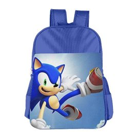 Sonic the Hedgehog scuola zaino