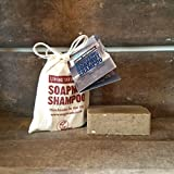 Living Naturally Ayurvedic Soapnut Shampoo Bar 90g