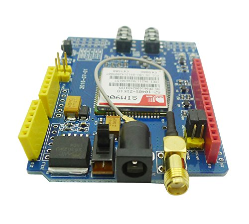 51itzNHHSjL - Aihasd SIM900 gsm GPRS Module Quad-Band Development Board Wireless Data for Arduino Raspberry Pi