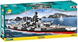 Cobi 4809 Battleship TIRPITZ, bunt
