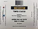Tempeh Starter Culture Gluten Free 30 Grams