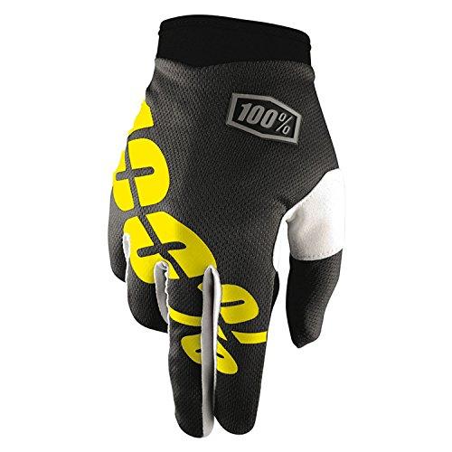 100% Prozent iTrack Kinder Handschuhe Clarino MTB DH MX Motocross Enduro Offroad Quad, HU-GLO-0003,...