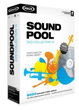 Magix soundpool DVD collection 14