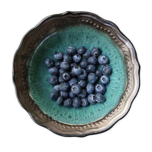 Frutta/pasta/cereali/ciotola per dolci | Insalatiera creativa per posate vintage | Lavastoviglie e...