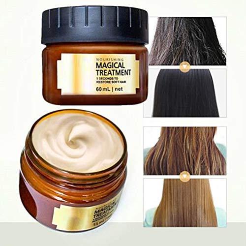 Repair Haarmaske, Hair Conditioner- Haarkur Keratin Haarbehandlung Haarmaske - Kur Maske Haarspülung Repair Hair Mask Keratin Treatment für dünnes trockenes Haar