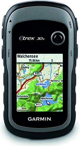 Garmin eTrex 30x GPS Portatile, Schermo 2.2', Mappa TopoActive Europa Occidentale, Altimetro...