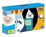 Adventure Time (Complete Seasons 1-5) - 6-Disc Box Set ( Adventure Time with Finn & Jake ) ( Adventure Time - Complete Seasons One to Five ) [ Origine Australien, Sans Langue Francaise ] (Blu-Ray)