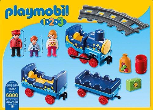 PLAYMOBIL 6880 – Sternchenbahn mit Schienenkreis - 3