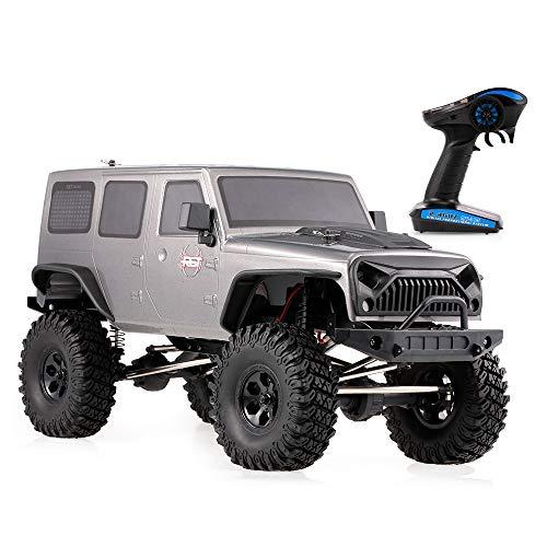Goolsky RGT 86100 1/10 2.4G 4WD RC Rock Crawler Fuoristrada Monster Truck Arrampicata Car Kids Toy per Ragazzi