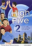 High five. Student's book-Workbook. Con CD Audio. Per la Scuola media: 2