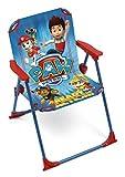 Arditex PW9506 - Silla plegable para niños, diseño de 'La patrulla canina', tela, 38x32x53cm