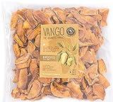 100%Mango getrocknet, Brooks *süß*: OHNE Zucker**OHNE Schwefel >FAIR TRADE< 100%Natur & unbehandelt *mürb*fruchtig*lecker* v. Kleinbauern aus Afrika, Burkina Faso (500 GR)