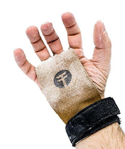 TrainedTo – Guanti Paracalli per CrossFit, Ginnastica e Fitness – Proteggi le Tue Mani da Ferite...