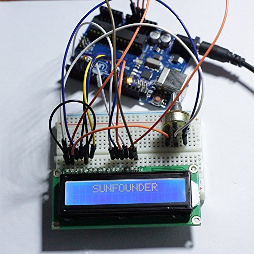 51kB5DlGrhL - SunFounder Starter Learning Kit para Arduino Principiante