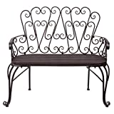 design toscano french quarter metallbank front