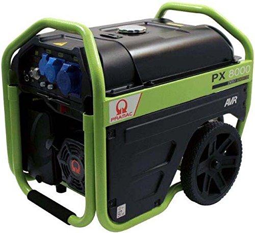 Generador pramac PX 8000 T serie PX 230 V/400 V generador 8018539071813