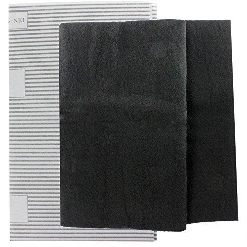 Spares2go grande filtri antigrasso per Galvamet Vent ventole (2x filtro, tagliato a...
