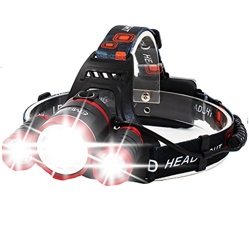 The EMIDO Super Bright Zoomable LED Head Torch plenty of handy features, offered at a fair price. The zoom function is a major distinguishing characteristic and it's purpose cannot be underestimated. Users will love the adjustable strap for proper fitting along with up/down adjustment for better light direction. Don't forget the useful accessories supplied with this torch to make your life a breeze when you're outdoors.