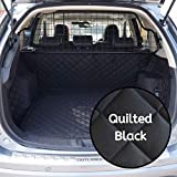 Premier Products - Fully Tailored Waterproof Quilted Boot Liner in Black for Outlander PHEV (2017 - Date)