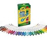 Crayola 50 Washable Supertips