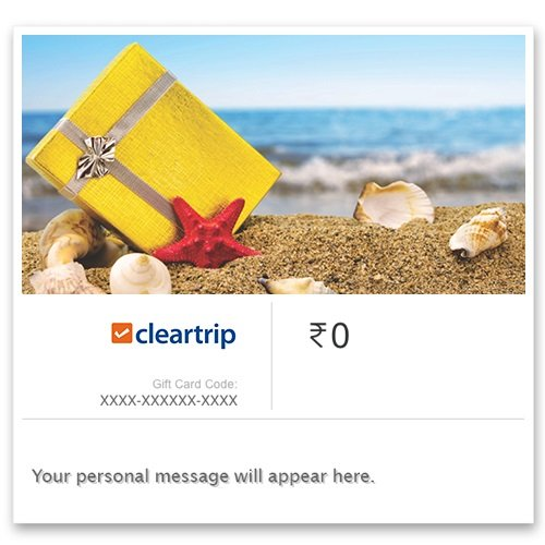 Cleartrip -Instant Voucher