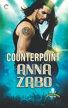 Counterpoint (Twisted Wishes Book 2) by [Zabo, Anna]