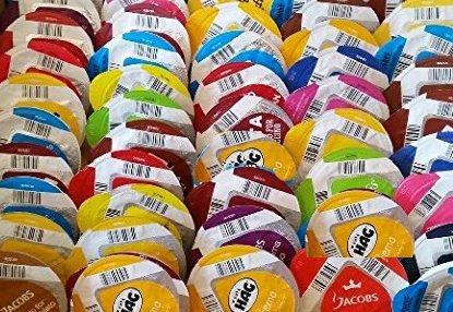 Tassimo, 100 capsule T, confezione assortita (100 cialde, capsule, dischi T)