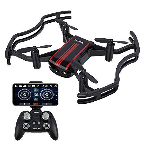 Giochi Regali--Drone Telecamera 720P HD WiFi,Modalità VR,Svolta a 360 °,Una Chiave di Decollo /...