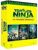 Les Tortues Ninja - La trilogie originale : Le Film + Le secret de la mutation + Les Tortues Ninja 3 : Nouvelle génération [Blu-ray]