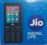 RELIANCE RETAIL JIO Phone (Dual SIM, Black, 4GB)