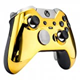 Gold Xbox One Elite Controller Modding GM Master MOD für Call of Duty, Rapid Fire Mod für 2. Weltkrieg, Destiny 2, Mehr Quickscope, Drop Shot