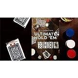 Ultimate Hold 'Em by Jack Carpenter & Dan & Dave - Book - Trucchi con le carte - Giochi di Prestigio e Magia