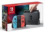 Nintendo Switch Konsole Neon-Rot/Neon-Blau