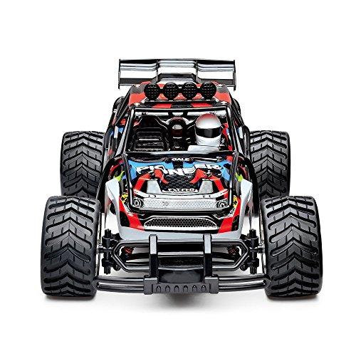 voiture rc 2wd 2 4ghz voiture t l command haute vitesse electrique hors route 1 16 scale tout. Black Bedroom Furniture Sets. Home Design Ideas