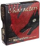Lui meme Hombres Lobo de Personajes de Hollow expansión de Miller-Juego de Cartas