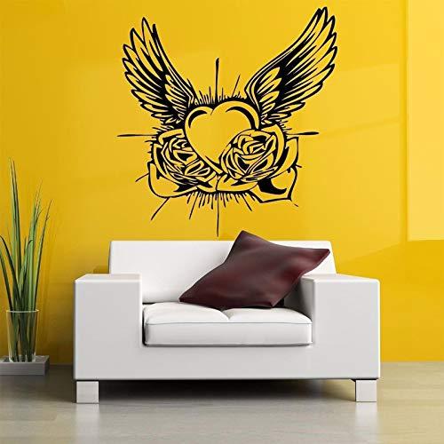 Adesivi murali staccabili stile arte moda soggiorno decorazione d'arte casa murale adesivo camera da...