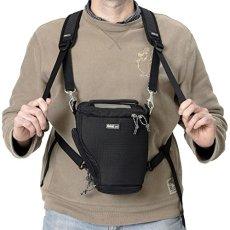 Think Tank Digital Holster Harness V2.0 - Funda (Funda, Universal, Tirante para hombro, Negro)