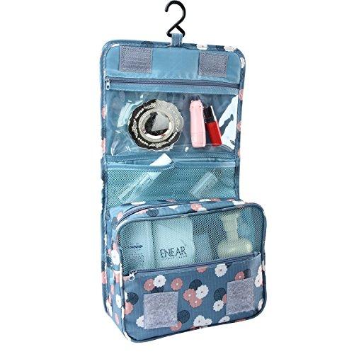 BlueBeach Viaggi toilette Borsa / trucco cosmetico portatile Organizzatore e rasatura Kit uomini /...